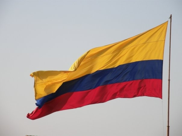 Colombia's colors