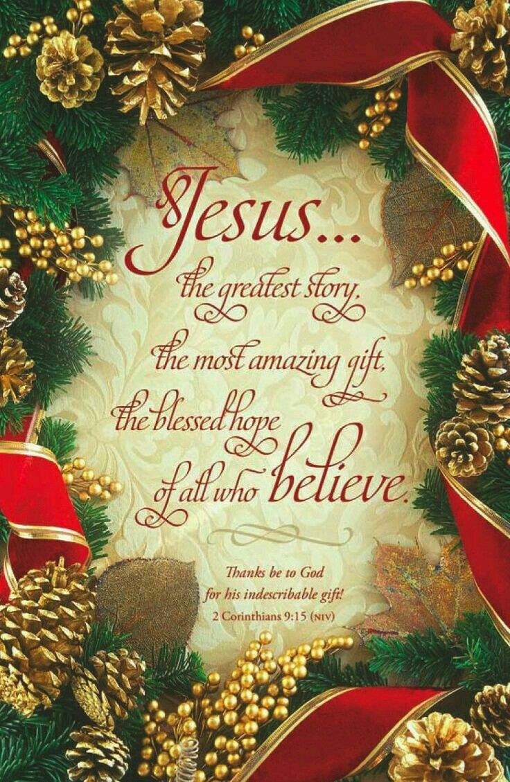 Christmas Bible Scriptures, Meaning, History, Traditions ...  Happy All The Time Jesus