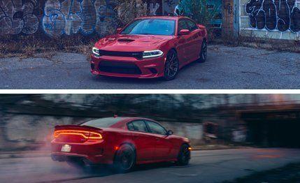 Dodge Charger SRT / SRT Hellcat