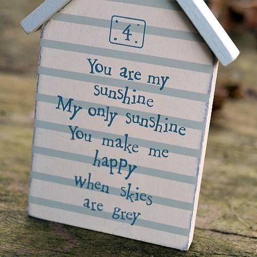 You Are My Sunshine - Beach House