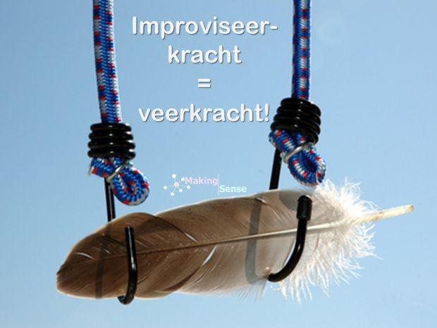 Improviseerkracht!