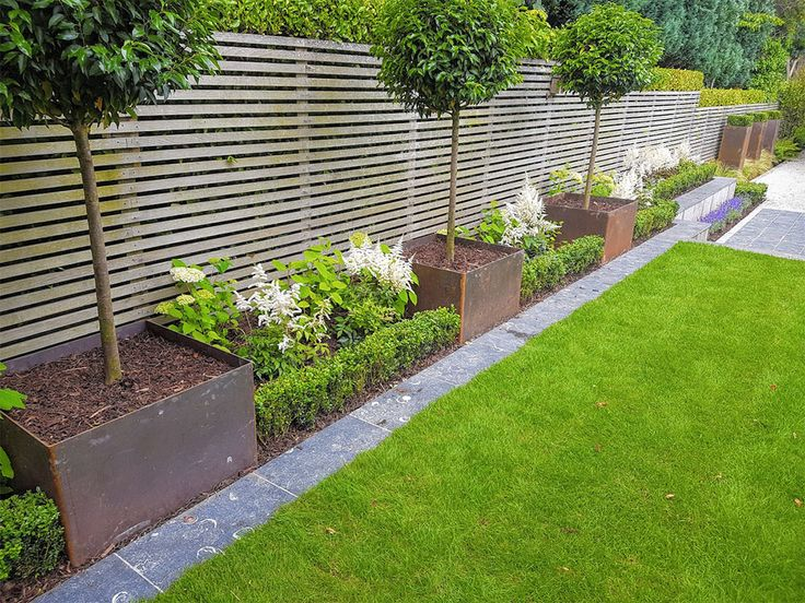 137 best jardin images on Pinterest Landscaping, Front yards and