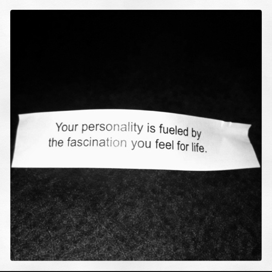 Best Fortune Cookie(:Fortune Cookies, Cookies Wisdom, Favorite Quotes