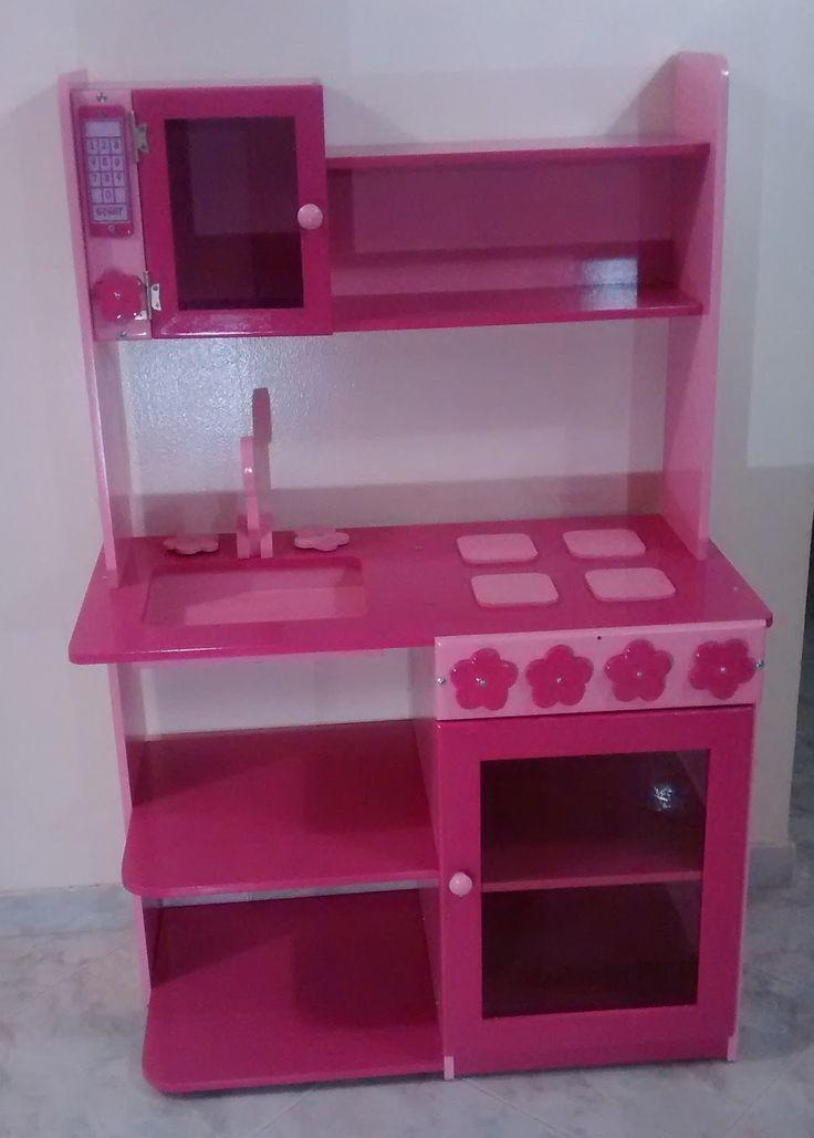 Muebles infantiles escritorios infantiles camas para ni os for Muebles de madera para ninos