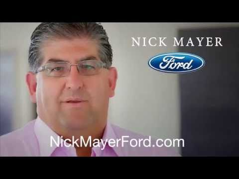 New Ford Lincoln Available at Nick Mayer Ford – Save Thousands Ford Linc...