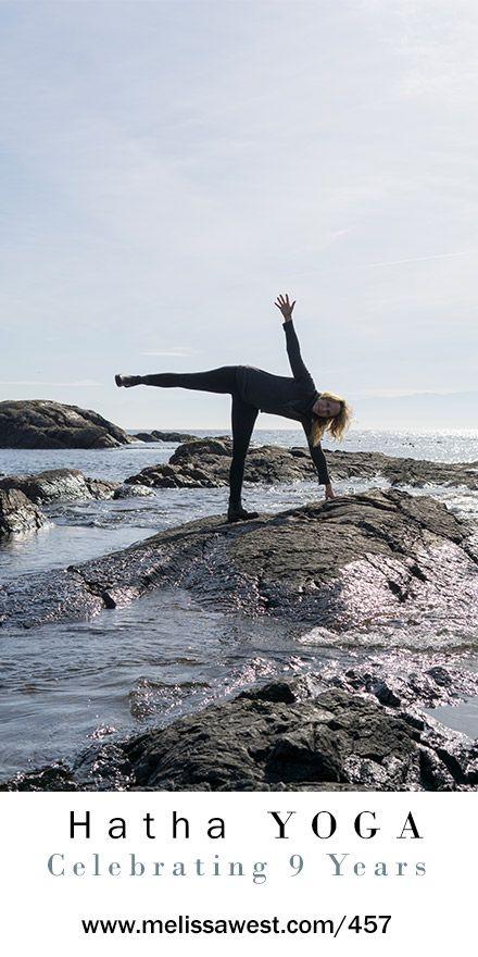 Hatha Yoga Bedtime Sequence Yoga With Melissa 457 Hatha Yoga