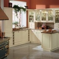 Kitchen Color Schemes  Article - how to pick colors +