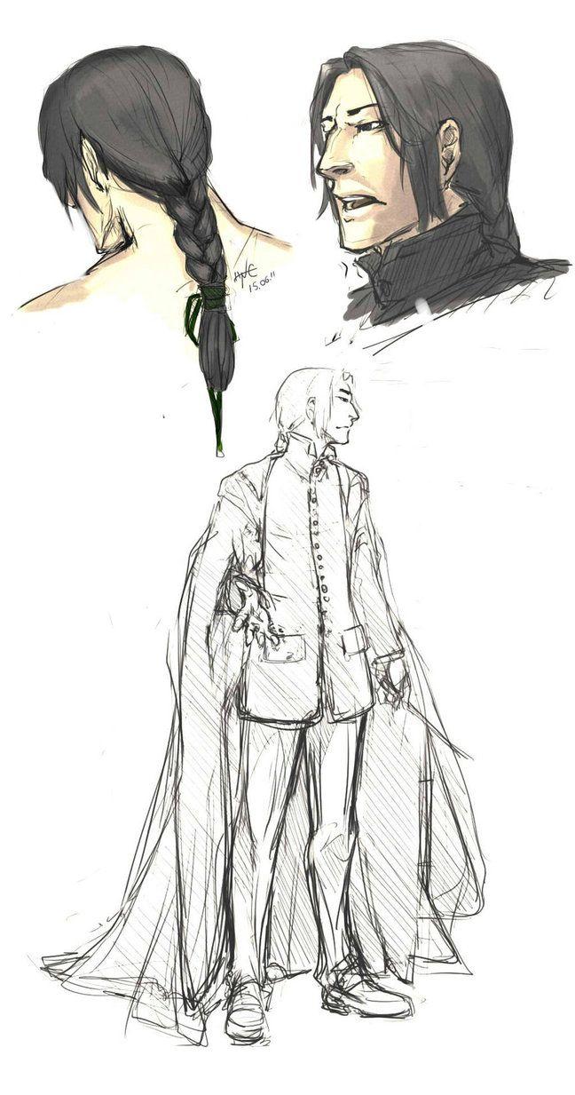 director of Hogwarts by NesCafe916 on deviantART