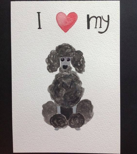 I LOVE MY POODLE do you???