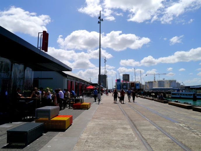 Wynyard Quarter - 36 Photos of Auckland to Inspire You to Visit - The Trusted Traveller