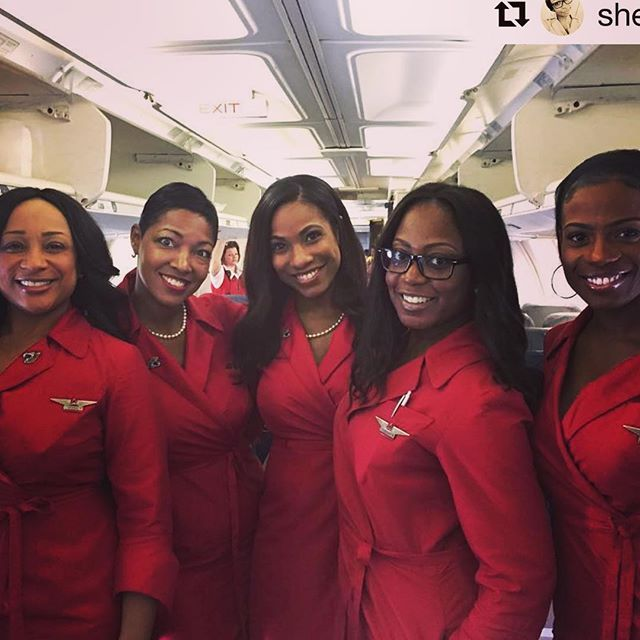 Delta Airlines Delta Air Lines Cabin Crew Flight