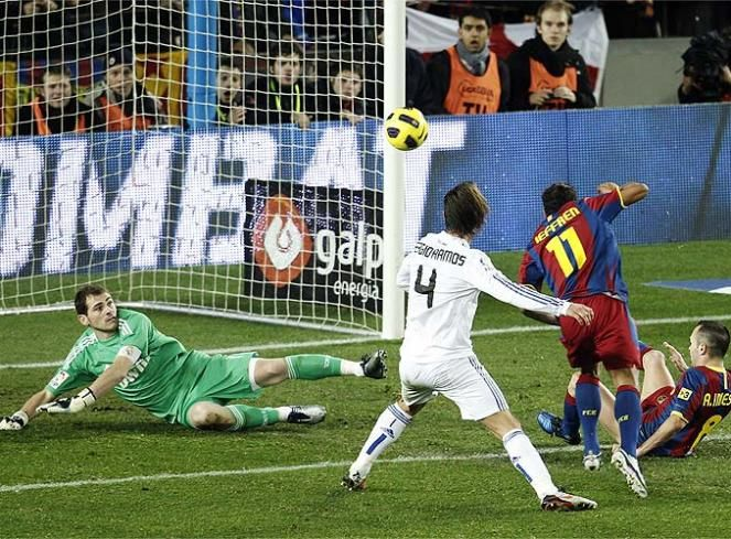 Barça-Madrid 5-0, el 5è, de Jeffren