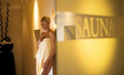 Saunas at the Wellness Hotel Völlanerhof. Pure warm pleasure...