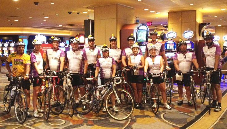 Las Vegas Cycle Team 2012