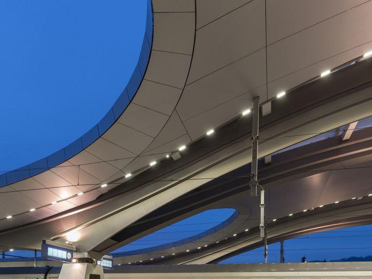Gallery Of Graz Main Station Redevelopment / Zechner U0026 Zechner   19
