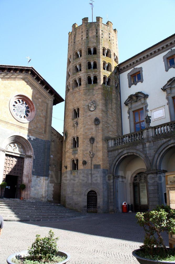 Orvieto ed il pozzo di San Patrizio | I Viaggi di Alessia e Marco