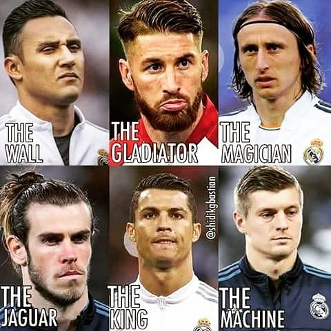 Por la victoria champions UCL 2016 Real Madrid