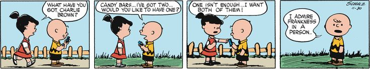 Peanuts Begins by Charles Schulz for Mar 3 2018
