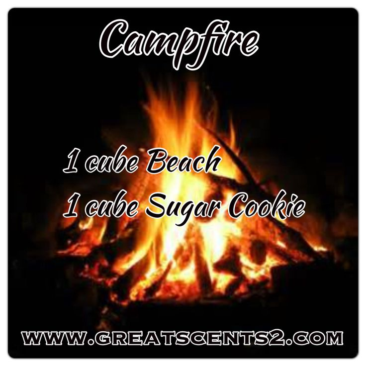 Campfire #Scentsy Bar Recipe! Like me on Facebook: Scentsy by Molly Wabel & https://mollywabel.scentsy.us