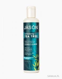 Organiczna odżywka z drzewkiem herbacianym