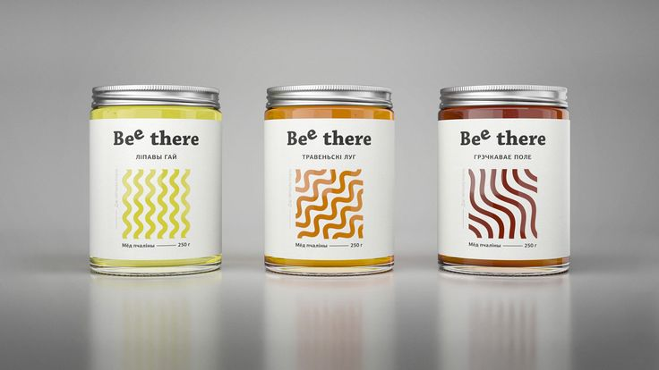 Bee There Honey on Packaging of the World - Creative Package Design Gallery