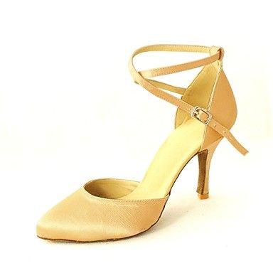 ShangYi Women's Shoes Leatherette Flat Heel Open Toe Sandals Dress / Casual Blue / Yellow / Purple / White , yellow-us5 / eu35 / uk3 / cn34 , yellow-us5 / eu35 / uk3 / cn34