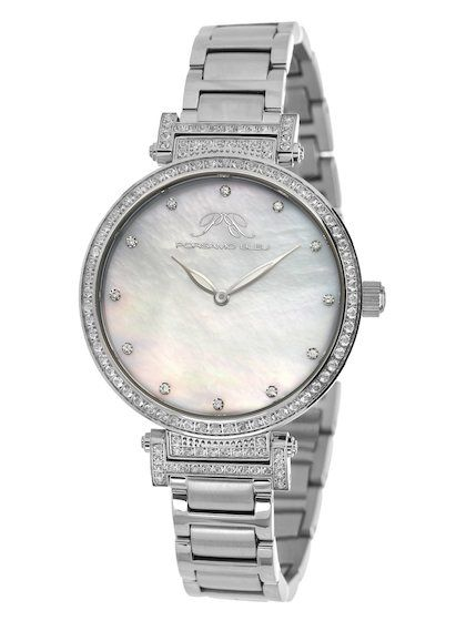 Chantal Ladies Stainless Steel Watch, 38.5mm by Porsamo Bleu at Gilt