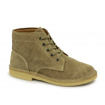 Military style desert boot from desertboots.com