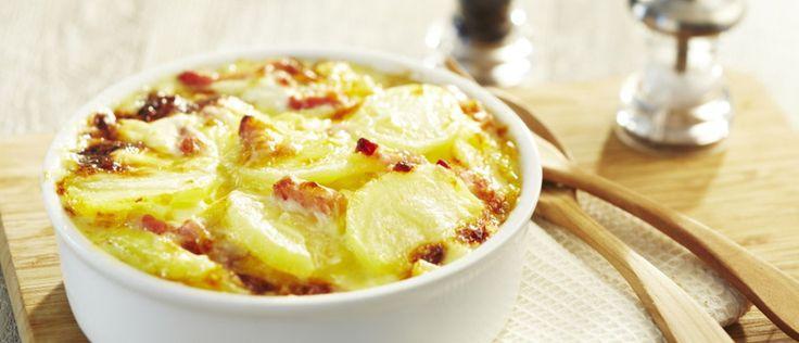 Com menos calorias que a versão tradicional, a batata yacon é mais amiga da balança. E entra bem como ingrediente de uma deliciosa lasanha. Confira!