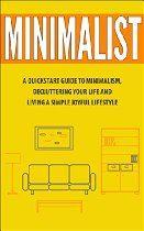 minimalism declutter stress simplify simple ebook blyl