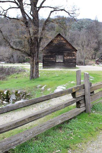 Marshall Gold Discovery Park - Coloma, California