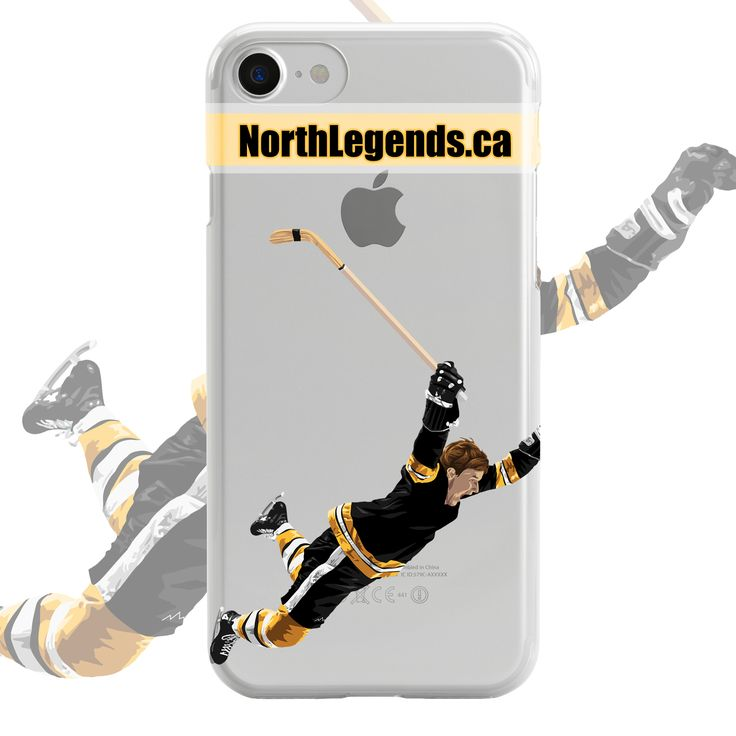 The Dive hockey phone cases.