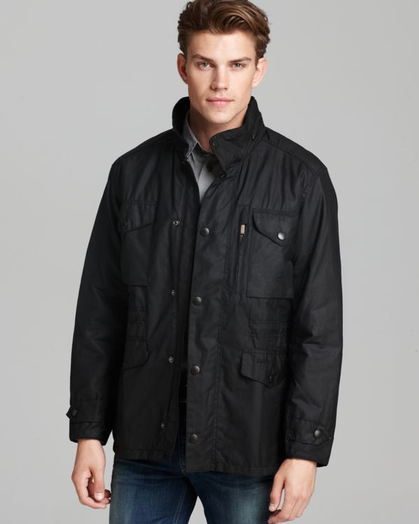 Barbour Sapper Waxed Cotton Jacket