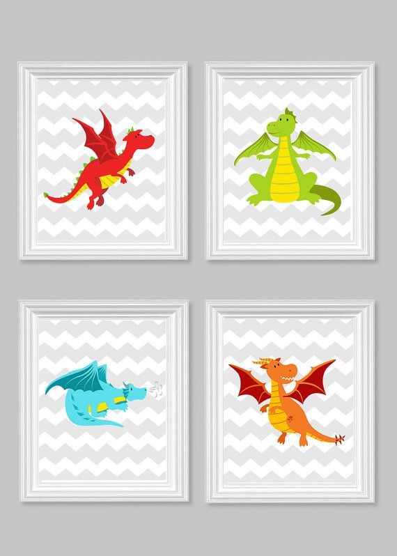 Love the dragons
