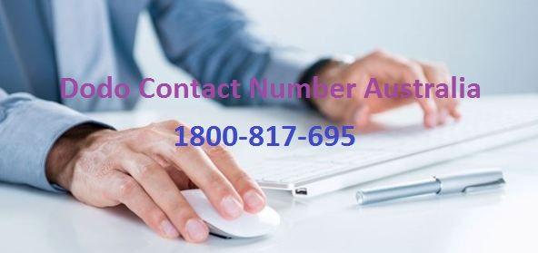 Helpline Number of Dodo Support Australia 1800-817-695