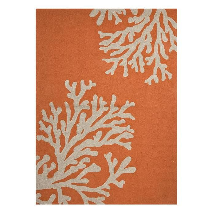 Coral Rug, Area Rugs, Outdoor Area Rugs