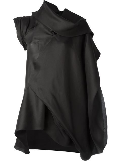 Shop Rick Owens draped oversized top in Kasuri from the world's best independent boutiques at farfetch.com. Shop 400 boutiques at one address.
