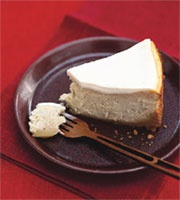 Bhakti Cheesecake ~ Click on image and visit our website for complete recipe.Crusts Recipe, Chai Spices Cheesecake, Chai Spics Cheesecake, Enjoy Your Meal, Chai Cheesecake, Chaispic Cheesecake, Cheesecake Recipe, Gingers Crusts, Sweets Tooth