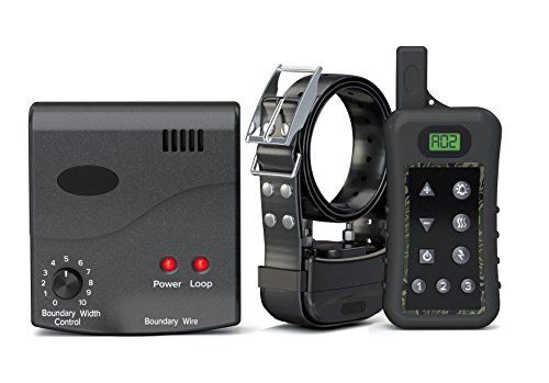 Wireless Electric Dog Fence System by Pet Control HQ Safe Electric Pet Containment System including 1 Adjustable Waterproof Dog Shock Collar with Rechargeable Battery and Remote Control For Sale https://dogcratereview.info/wireless-electric-dog-fence-system-by-pet-control-hq-safe-electric-pet-containment-system-including-1-adjustable-waterproof-dog-shock-collar-with-rechargeable-battery-and-remote-control-for-sale/