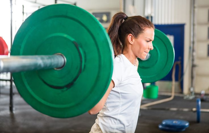 """When you start lifting weights, working out becomes a whole new world. Seriously, it's like The Little Mermaid was singing about the gym. The stronger you get, the better you feel, and suddenly you find yourself ditching your go-to elliptical for a squat rack. Yep, you're officially a """"girl who lifts."""""""