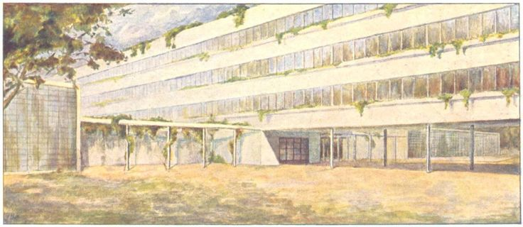 Moisei Ginzburg's constructivist masterpiece: Narkomfin during the 1930s | The Charnel-House