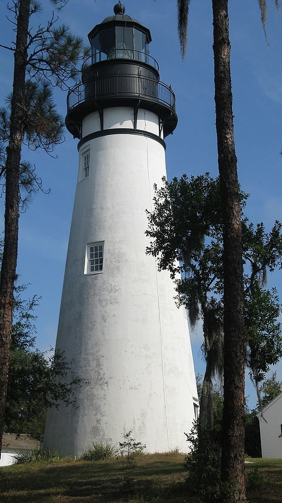 Amelia Island Lighthouse, Florida