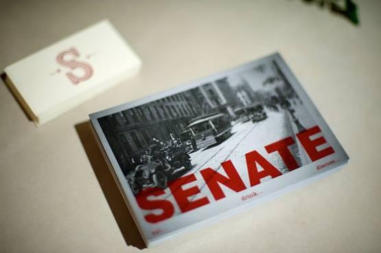 Senate Restaurant OTR Cincinnati, OH