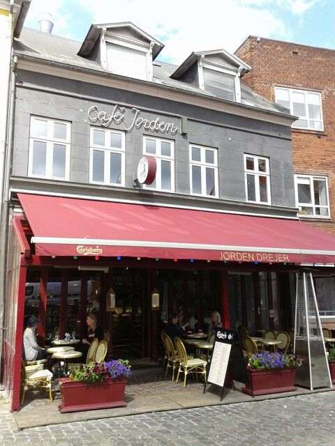 Cafe Jorden in Aarhus