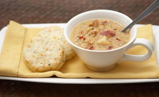 #Epicure Quick Potato Lentil Soup