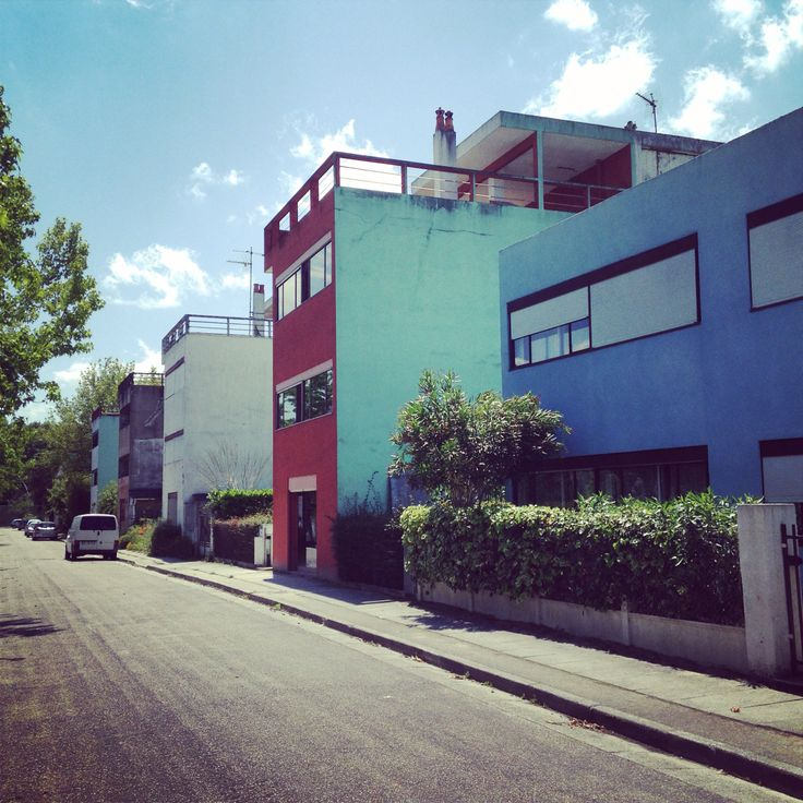 61 best images about architettura le corbusier on pinterest house plans villas and le corbusier. Black Bedroom Furniture Sets. Home Design Ideas