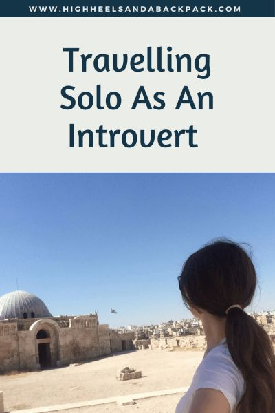 Travelling solo as an introvert can seem like an intimidating endeavour but actually there are many ways that this lifestyle suits us perfectly...