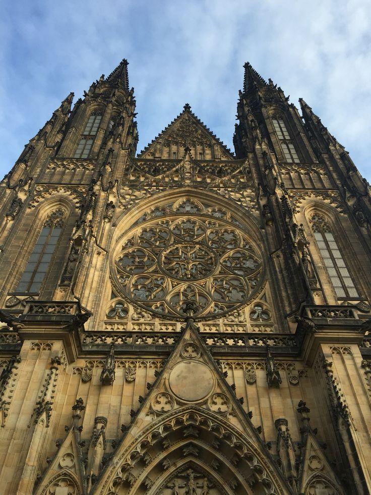 St. Vitus Cathedral_Praga