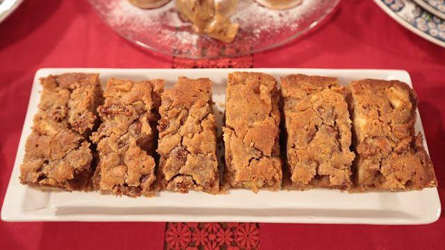 Cevizli İncirli Elmalı Kek | Nurselin Mutfağı Yemek Tarifleri