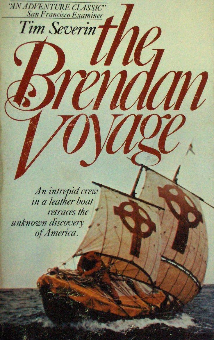 28 best saint brendan images on pinterest st brendan irish eyes saint brendans voyage fandeluxe Images